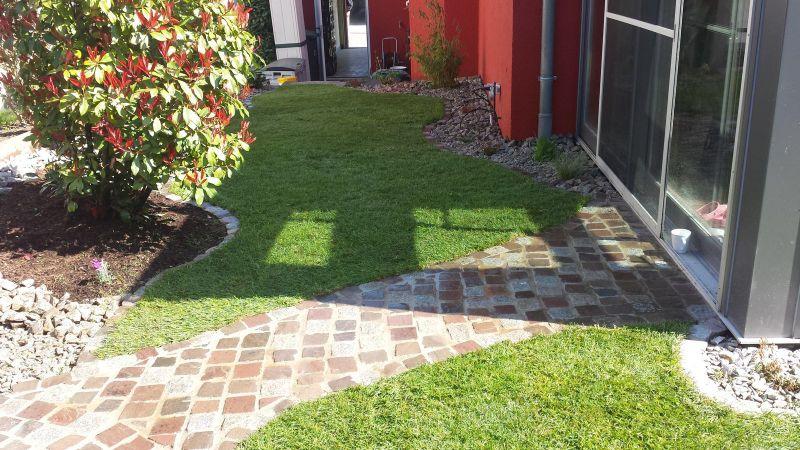stein&natur gartengestaltung karlsruhe - pflasterarbeiten, Garten ideen