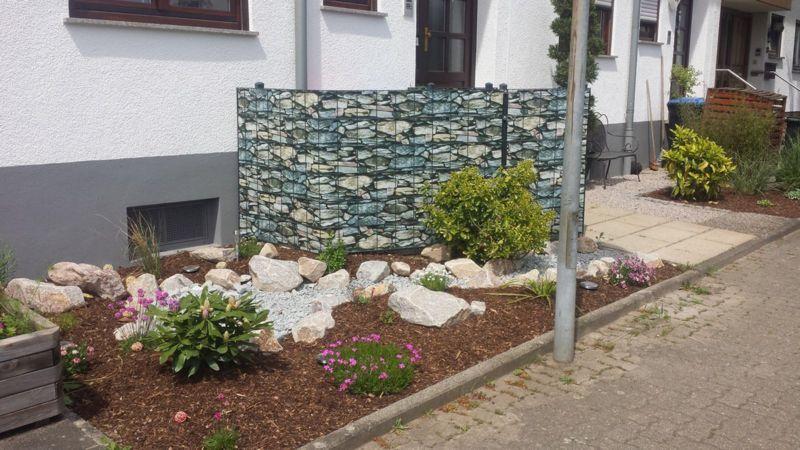 Vorgartengestaltung Mit Gräsern 1000 Images About Steingrten On ...
