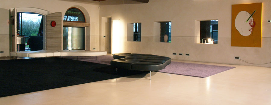 stein&natur gartengestaltung karlsruhe - designböden mit microcement, Garten ideen